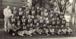 1958-59  Lincoln Football Team - Undefeated Season