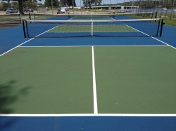2 Pickleball Courts are available